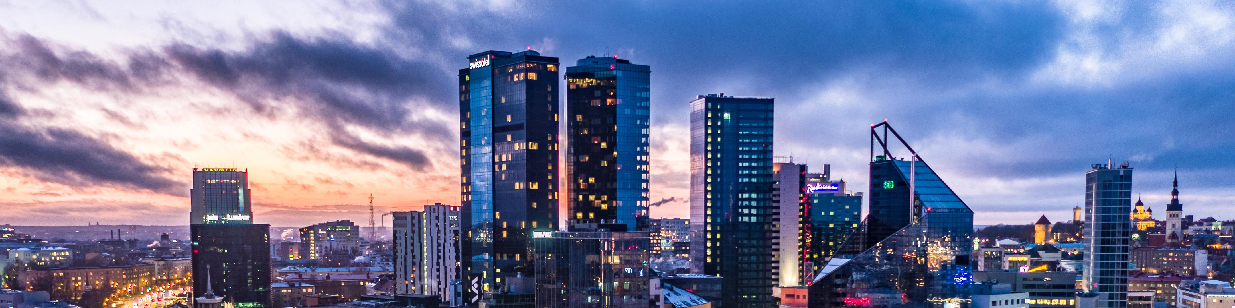 Tallinn City - Riho Kirss